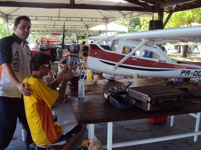Cobertura  do V AEROFORTAL - CIM Cim3_014