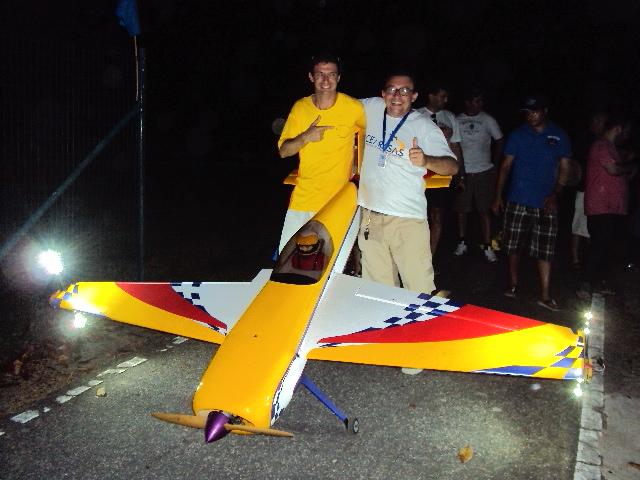 Cobertura  do V AEROFORTAL - CIM Cim3_154