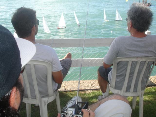 Apresentação do Grupo de Nautimodelismo de fortaleza na Regata de aniversário dos 57 anos do iate clube  Ffotos53
