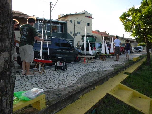 Grupo de Nautimodelismo de Fortaleza no lago do Condomínio 16/04/2011 Imagem11