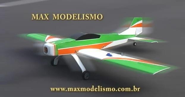 III ELECTRIC FLY,Maxmodelismo e cineastv Sorteia um Avião  Supert10
