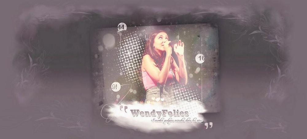 L'univers des fans de Wendy.