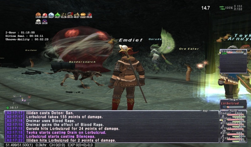 Voidwatch tier 2 downed Ffxi_247