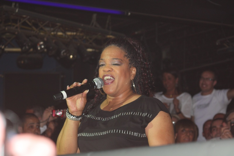 Concert Evelyn Champagne King au Dashake Img_1711
