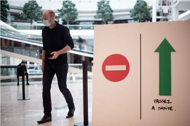 En Loire-Atlantique, l'obligation du pass sanitaire levée dans les grands centres commerciaux Scre1258