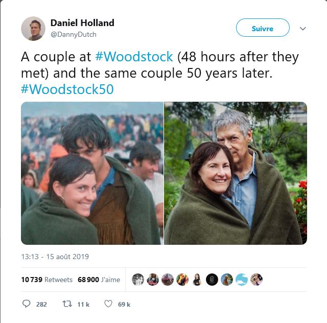 50 ans après, l'esprit de Woodstock a-t-il complètement disparu?  Scree161