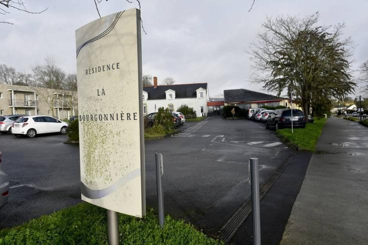 Dans cet Ehpad près de Nantes, 65 % des résidents sont contaminés Scree958