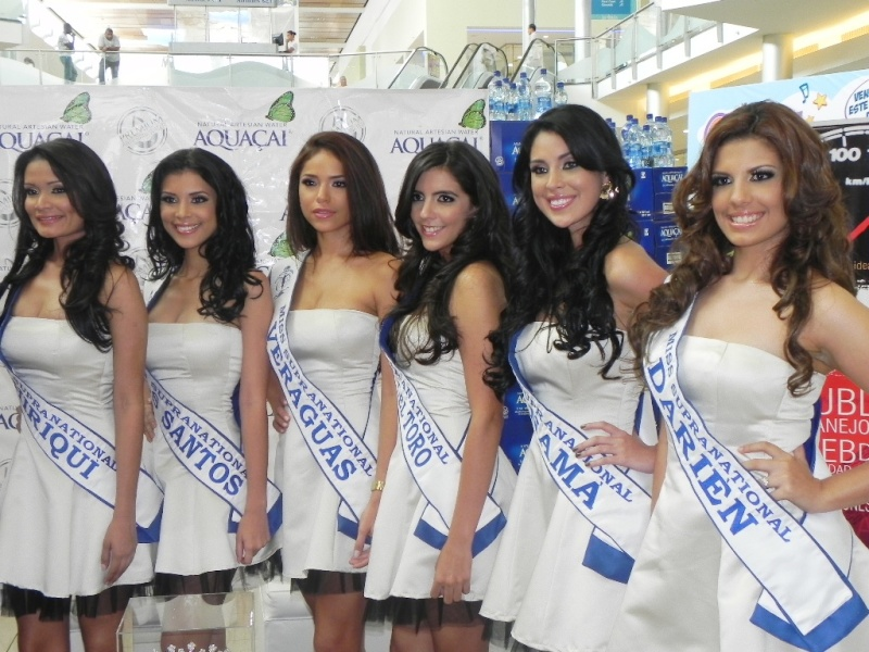 Road to Miss Supranational PANAMA 2011 1208