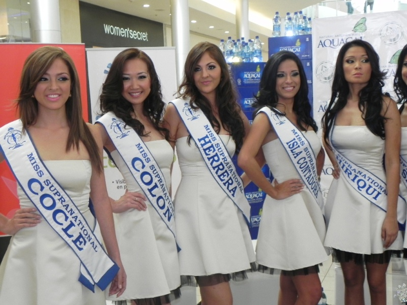 Road to Miss Supranational PANAMA 2011 2125
