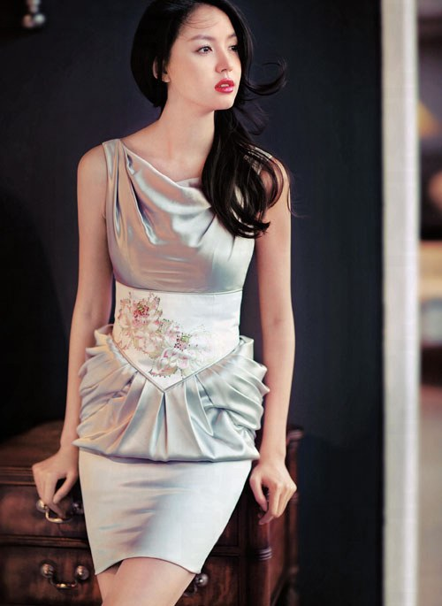 Zi Lin Zhang- MISS WORLD 2007 OFFICIAL THREAD (China) - Page 10 54134_10