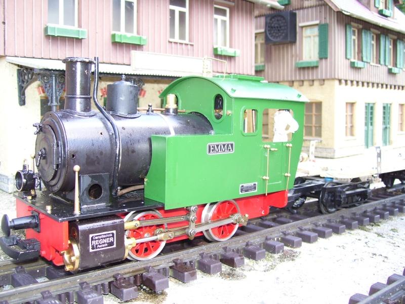 Regner's EMMA - etwas umgebaut und gesupert 100_0534