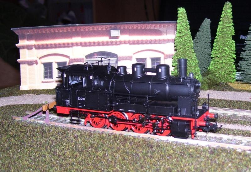 Liliput HO - Nr. L131354 - BR 92 231 der DB Ep. III 100_0815