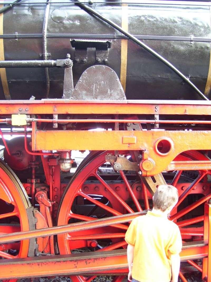 Zwei Pazifics der deutschen Bahnen: BR 01 und 03 - Seite 4 100_9122
