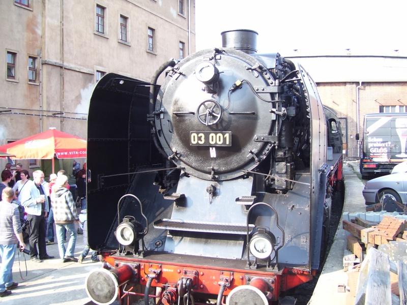 Zwei Pazifics der deutschen Bahnen: BR 01 und 03 - Seite 5 100_9135