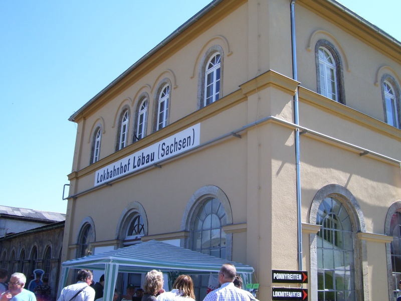 """Bilder """" Maschinenhaustage Löbau 2011 """" 100_9736"""