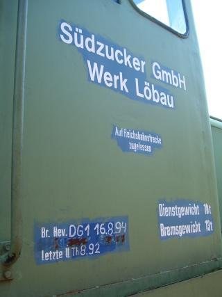 """Bilder """" Maschinenhaustage Löbau 2011 """" 100_9747"""