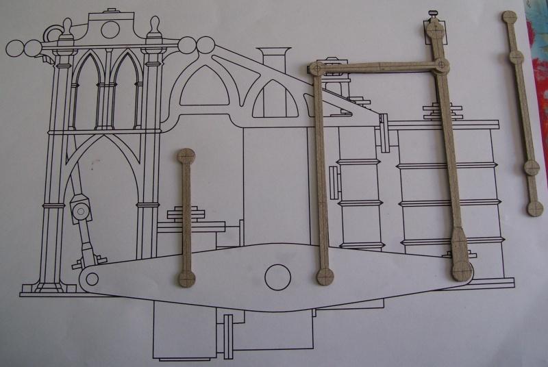 """Dampfmaschine des Dampfbootes """"Königin Maria"""" von 1837 - M1:15 - Seite 2 101_0312"""
