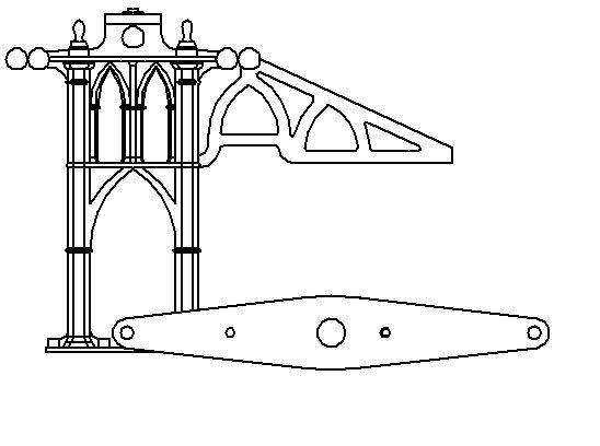 """Dampfmaschine des Dampfbootes """"Königin Maria"""" von 1837 - M1:15 - Seite 2 101_0313"""