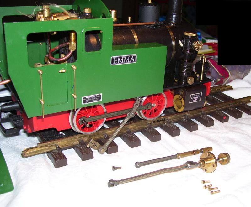 Regner's EMMA - etwas umgebaut und gesupert 102_9431