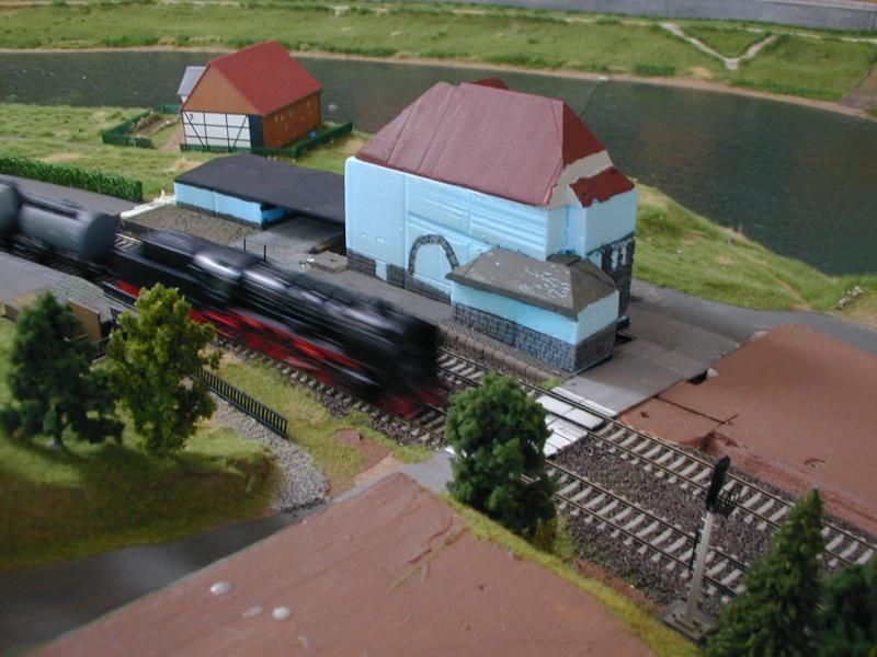 Miniatur Elbtalbahn in Königstein (Sachsen) Dscn0312