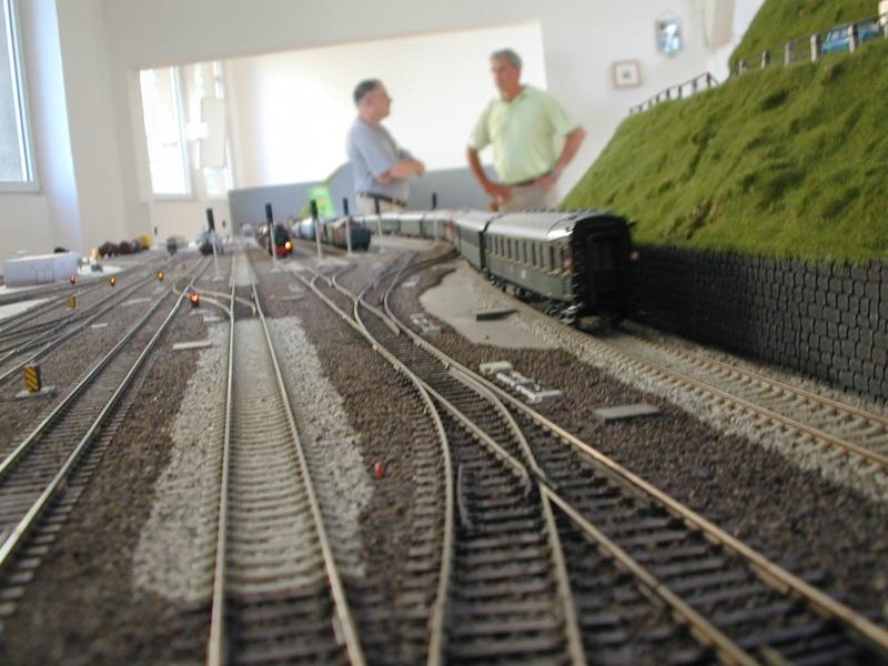 Miniatur Elbtalbahn in Königstein (Sachsen) Dscn0335