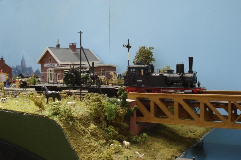 """Bilder Modellbahn """"Modelspoorbaan Raamsdonk"""" aus Holland Goes0111"""