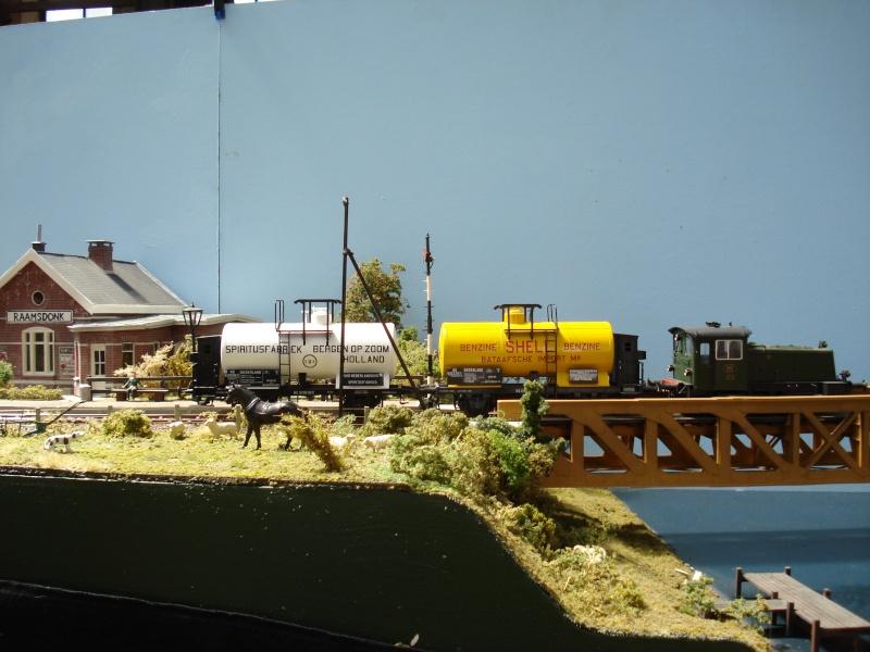 Bilder modellbahn modelspoorbaan raamsdonk aus holland for Dekoartikel aus holland