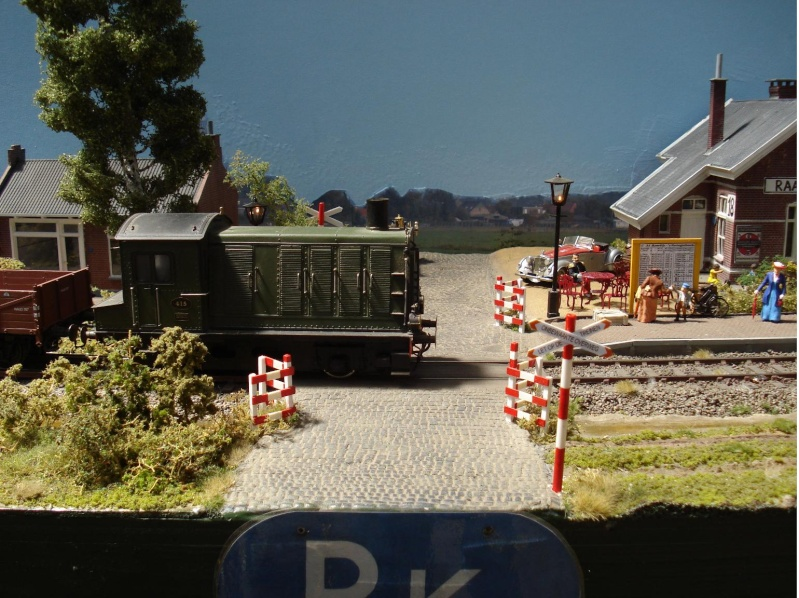 """Bilder Modellbahn """"Modelspoorbaan Raamsdonk"""" aus Holland Goes_017"""