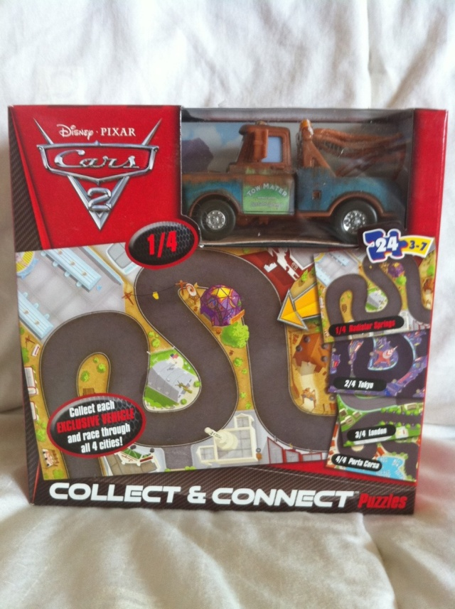 [Cars 2] Les Playsets par Mathilde - Page 2 Collec10
