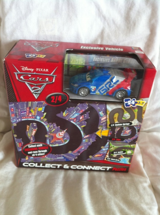 [Cars 2] Les Playsets par Mathilde - Page 2 Collec12