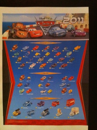 [Cars 2] Site internet by Mattel Poster11
