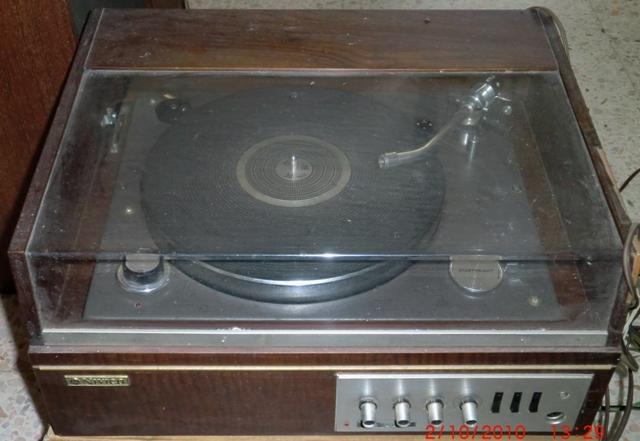 Vintage JVC Nivico Turntable receiver (Used) Nivico21
