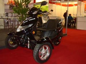 Sun Trike: o scooter para pessoas com mobilidade reduzida  Lpic1612