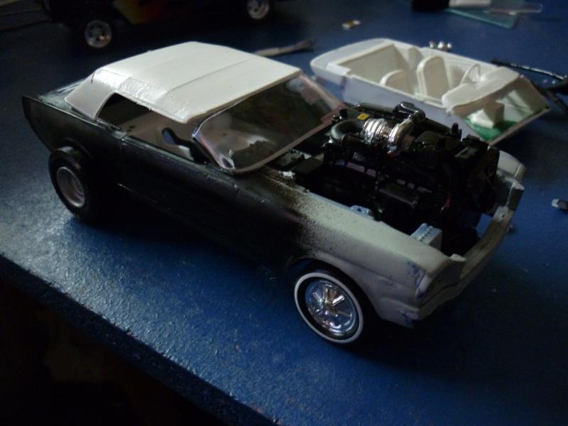 Ford Mustang '64 Turbo Diesel P1270517