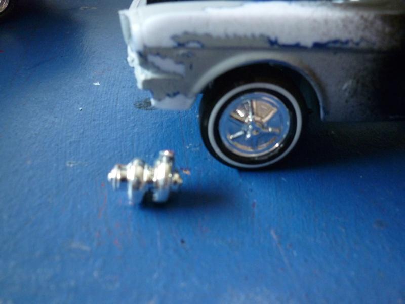 Ford Mustang '64 Turbo Diesel P1270518