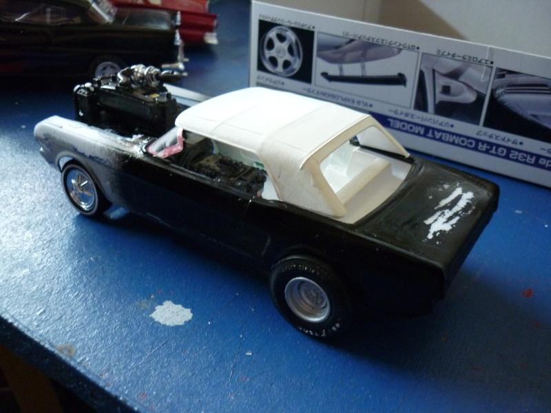 Ford Mustang '64 Turbo Diesel P1270520