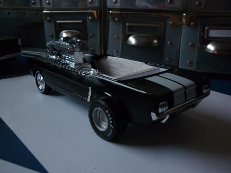 Ford Mustang '64 Turbo Diesel P1270533