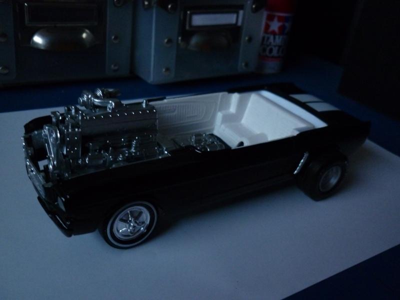 Ford Mustang '64 Turbo Diesel P1270536