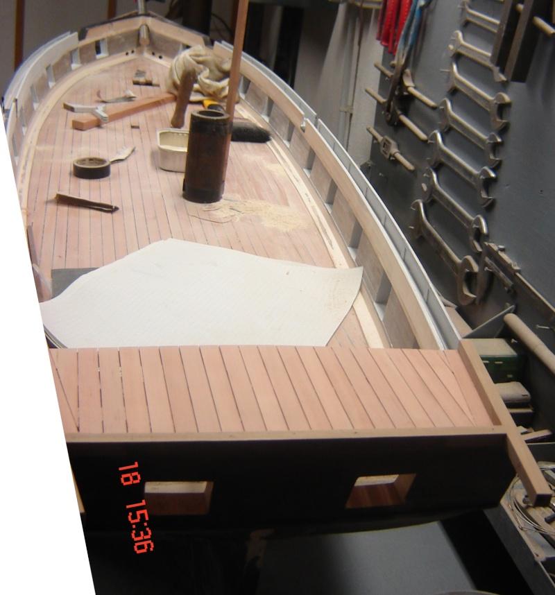 restauration une corvette aviso (1832-1840) Jo10