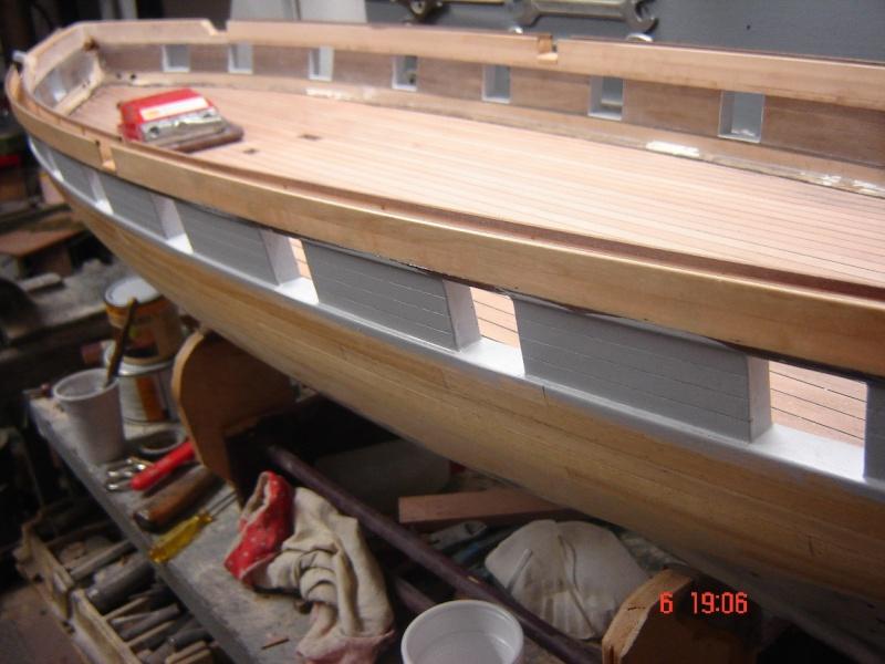 restauration une corvette aviso (1832-1840) Murata12