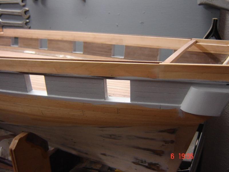 restauration une corvette aviso (1832-1840) Poppa12