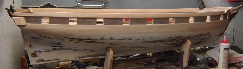 restauration une corvette aviso (1832-1840) Totale10