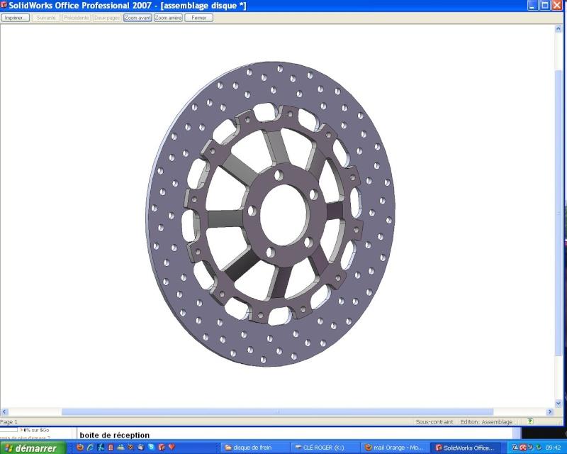 disques de frein pour être dans le règlement Imp_di10