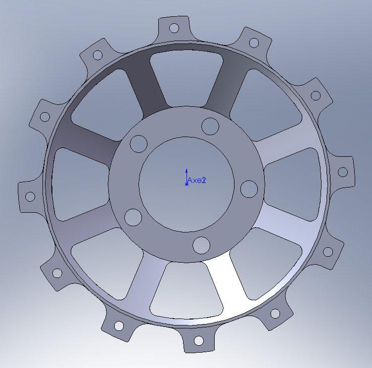 disques de frein pour être dans le règlement Moyeu_10