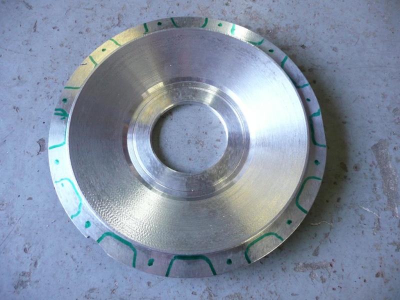 disques de frein pour être dans le règlement P1150116