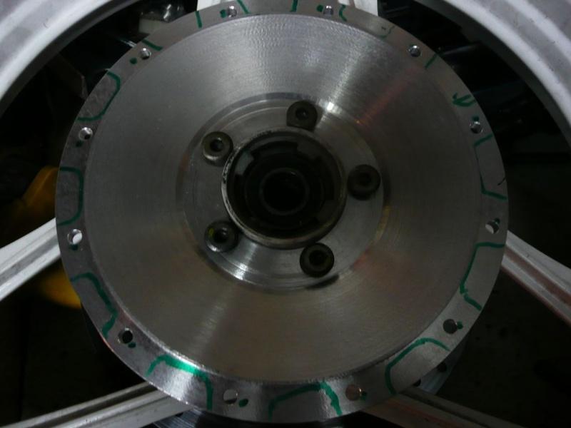 disques de frein pour être dans le règlement P1150117