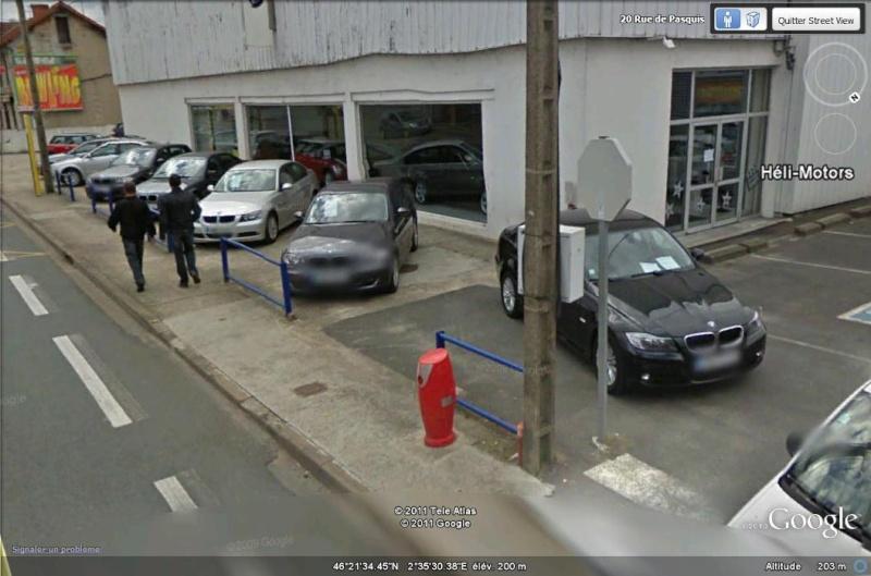 STREET VIEW : belles voitures (Monde) - Page 28 D11
