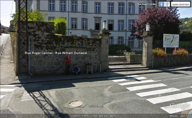 STREET VIEW : j'ai été filmé par la Google Car... Fgfggf10