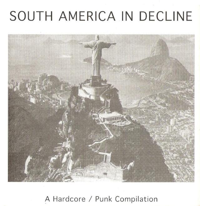 V/A - South America in Decline Capa11
