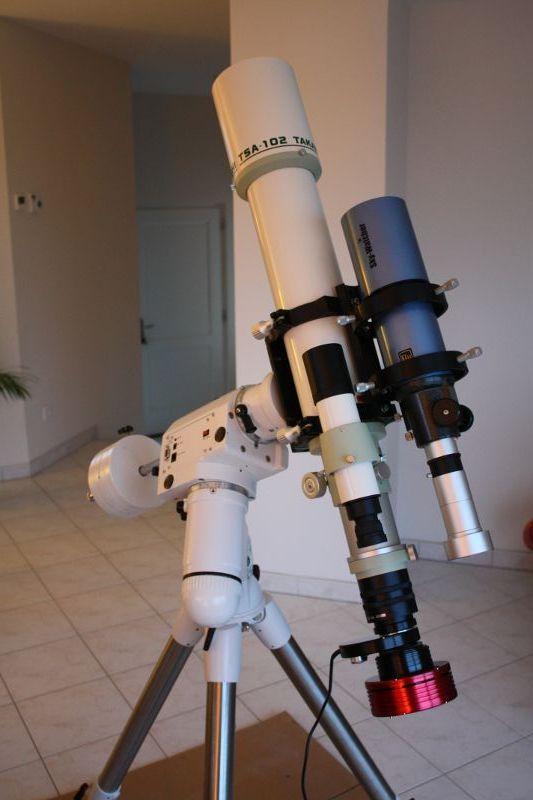 Cherche solution pour visser CCD+aplanisseur sur porte-oculaire Lulu10